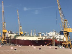 LNG Transport Ship
